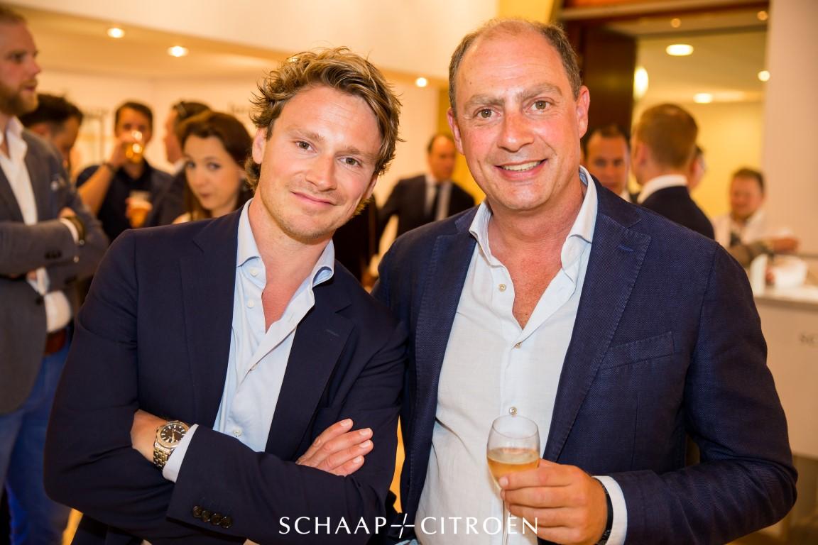 Glamourland Sander Schimmelpenninck, Hoofdredacteur Quote & Roger Willemsen van Trivoli