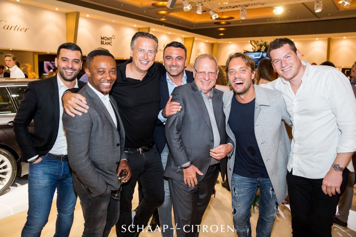 Glamourland Soufian Asafiati, Regi Blinker, Marcel Stolk, Tamer Gonen, Wim Zegwaard, Bas Smit, Steve Schuman