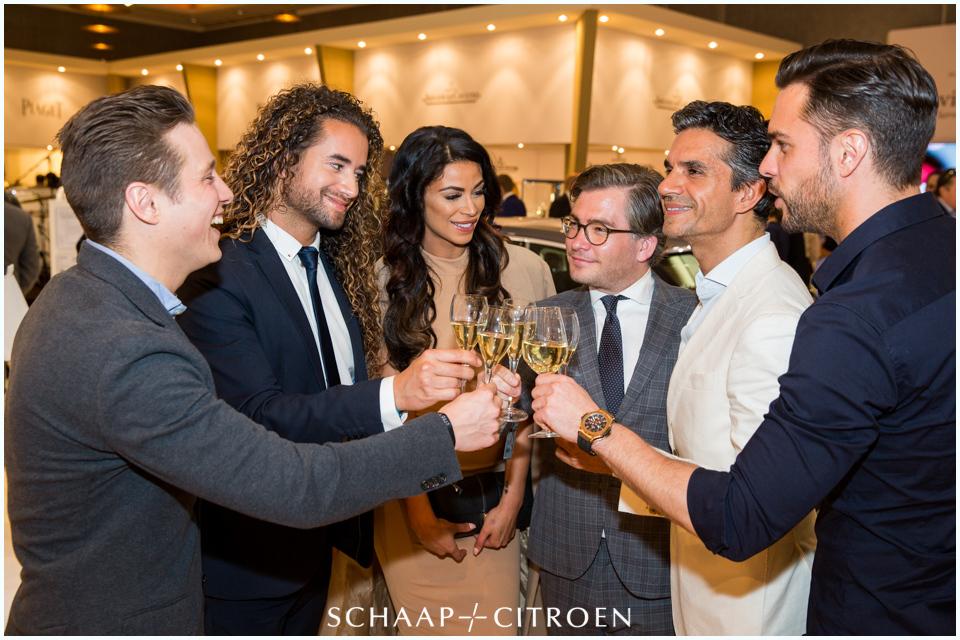 Glamourland Thom Goderie, Lucien Beijerinck, Dounia Rijkschroeff, François-Léon Van der Velden, Emil Reen en Roy van Buuren