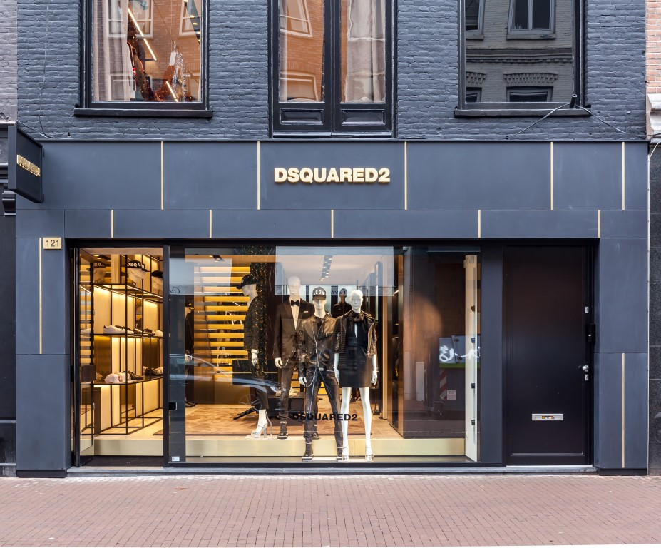 Dsquared2 Glamourland PC Amsterdam