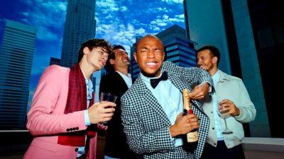Champagne toast met de hele wereld: Zaterdag 17 juni is het Moët Party Day!