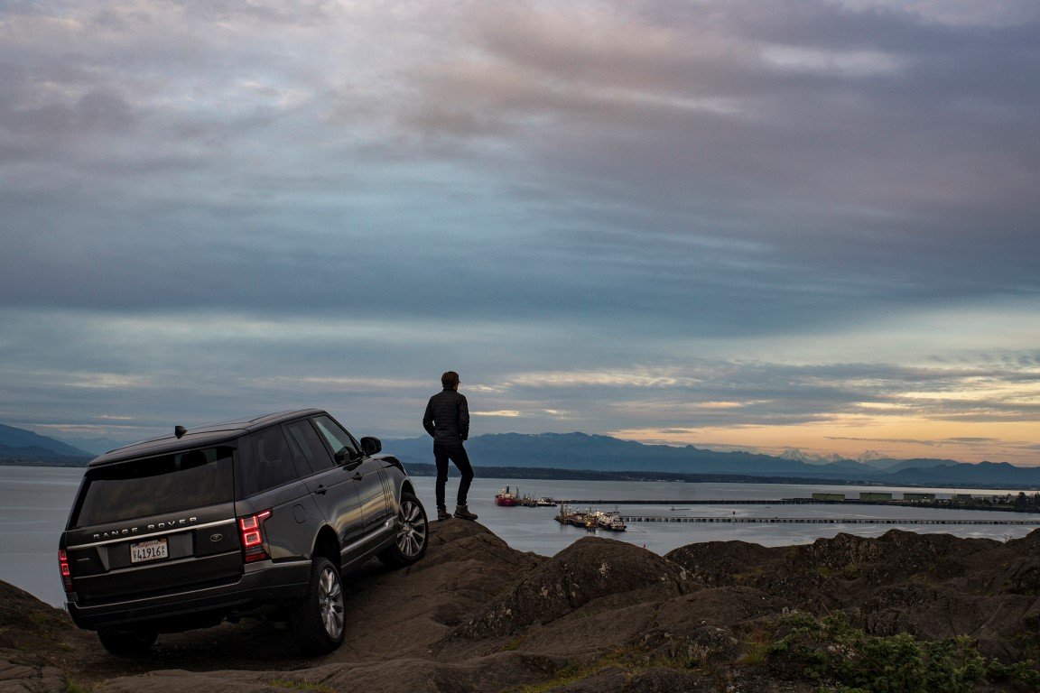 Glamourland Land Rover Range Rover