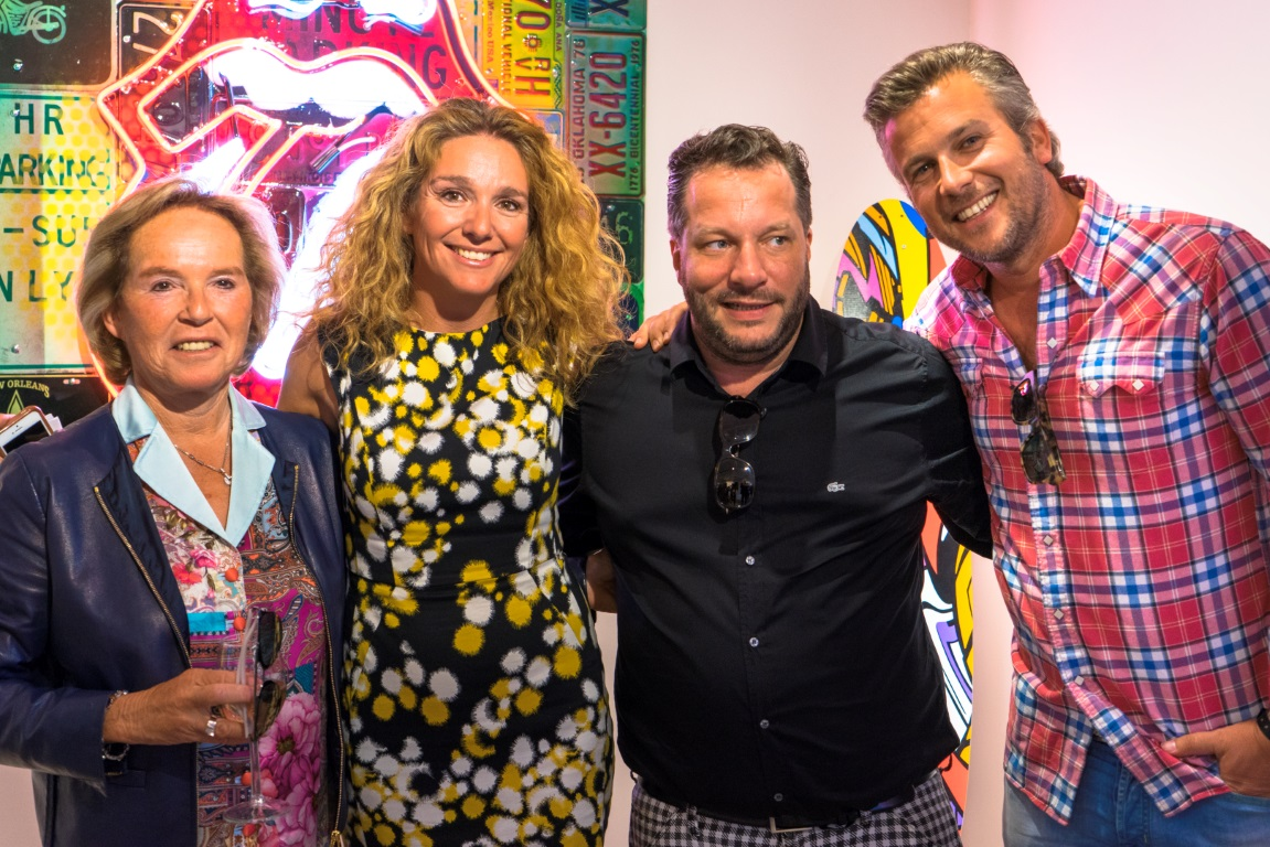 Must-see! Drie van 's werelds beste street artists in Nederland