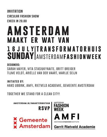 Amsterdam maakt er wat van