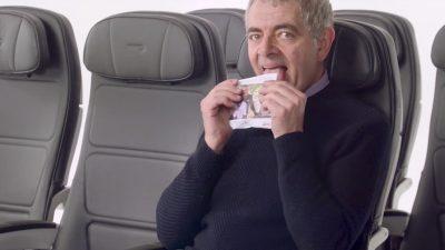 Hilarisch! Mr. Bean en Gordon Ramsay in de nieuwe veiligheidsvideo van British Airways
