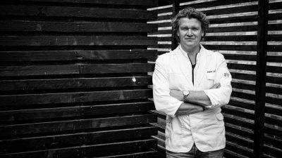 Keukenprins Peter Lute aan het roer(en) bij Ziggo Dome