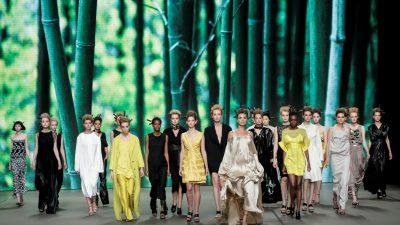 VIDEO: Show Tony Cohen schittert op Amsterdam FashionWeek