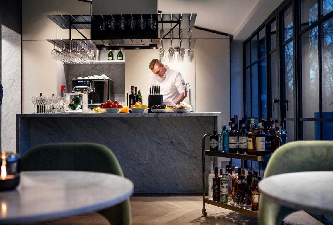 Nieuwe dinertrend: Table d'Hôtes in een hotel
