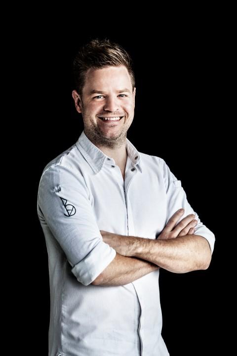 Executive Chef Bas van Kranen Bord'Eau Glamourland