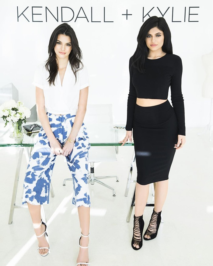 Glamorland Kylie Kendall Jenner