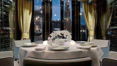 Primeur! Dit is de nieuwe chefkok van 2-sterren restaurant Bord'Eau