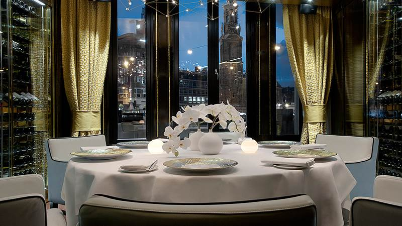 Glamourland De L'Europe - Bord'Eau Restaurant Gastronomique