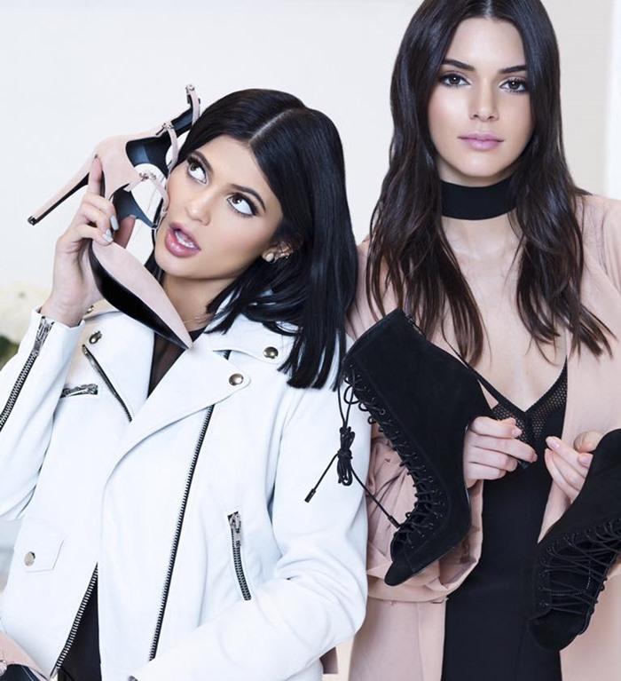 Kendall + Kylie schoenencollectie: de blikvanger van het najaar