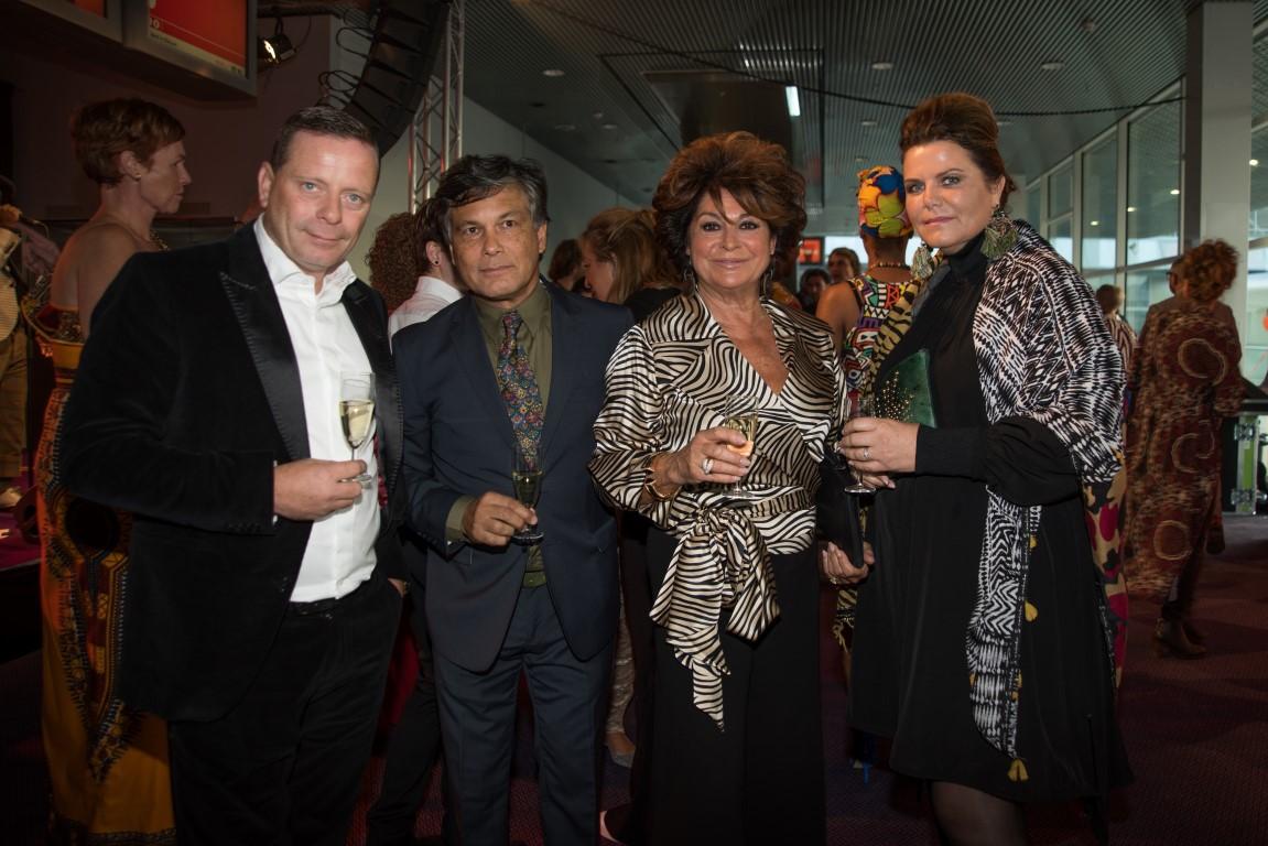 Orange Babies Gala - Christine Kroonenberg - Glamourland - Martin van Os (1)
