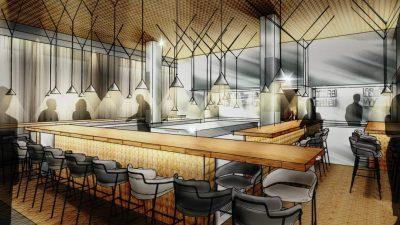 Dit is de naam van het nieuwe restaurant van sterrenchef Richard van Oostenbrugge!