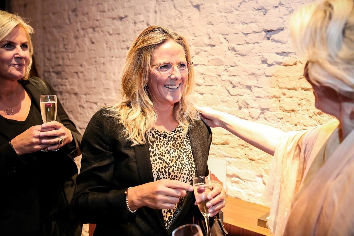 Grand Opening Delilah Cosmetics Amsterdam - Barbara van Munster