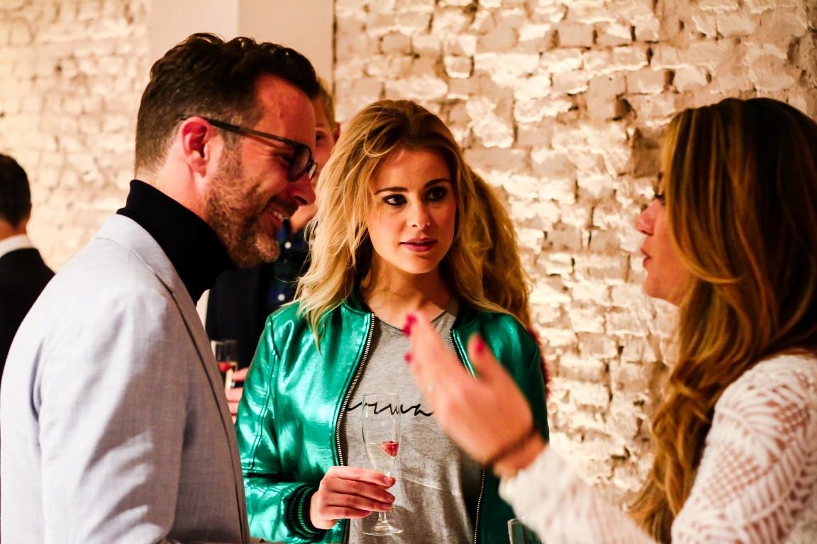 Grand Opening Delilah Cosmetics Amsterdam - Celine Huijsmans