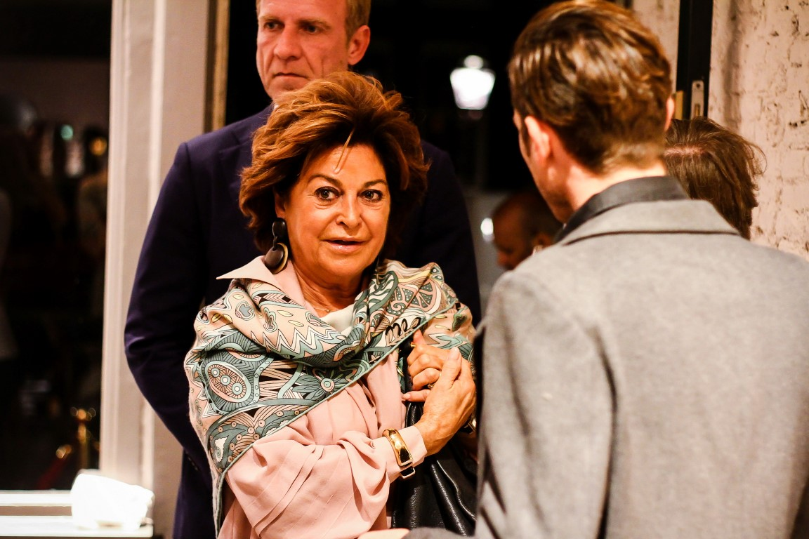 Grand Opening Delilah Cosmetics Amsterdam - Christine Kroonenberg