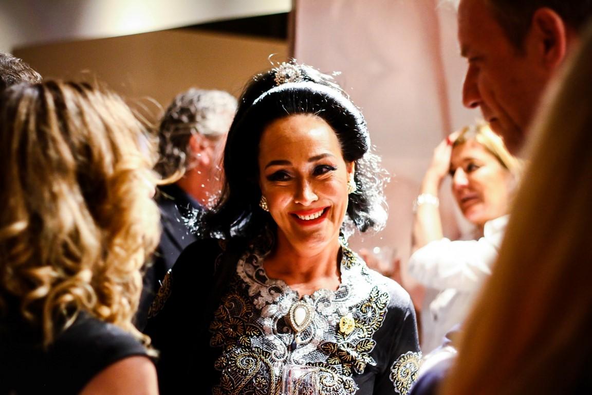 Grand Opening Delilah Cosmetics Amsterdam - Hare Koninklijke Hoogheid Donna Metzelaar
