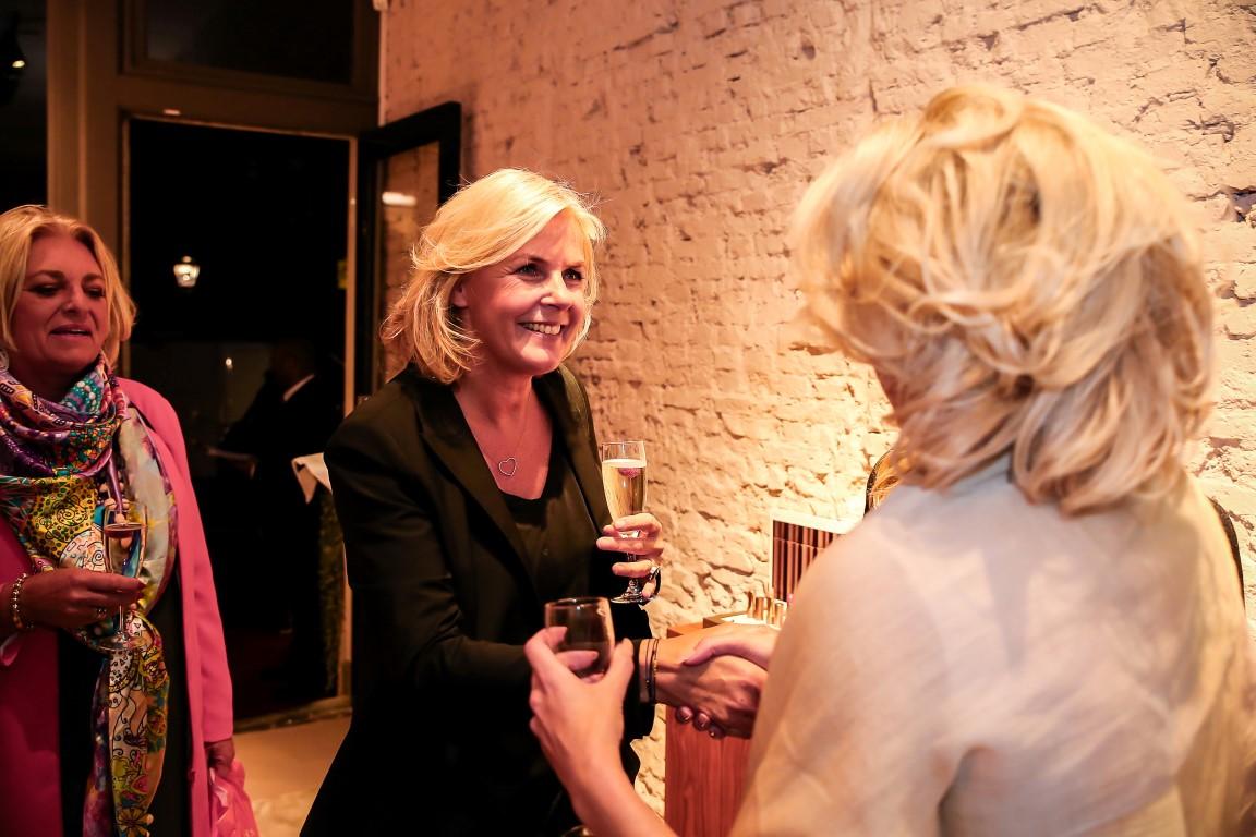 Grand Opening Delilah Cosmetics Amsterdam – Irene Moors