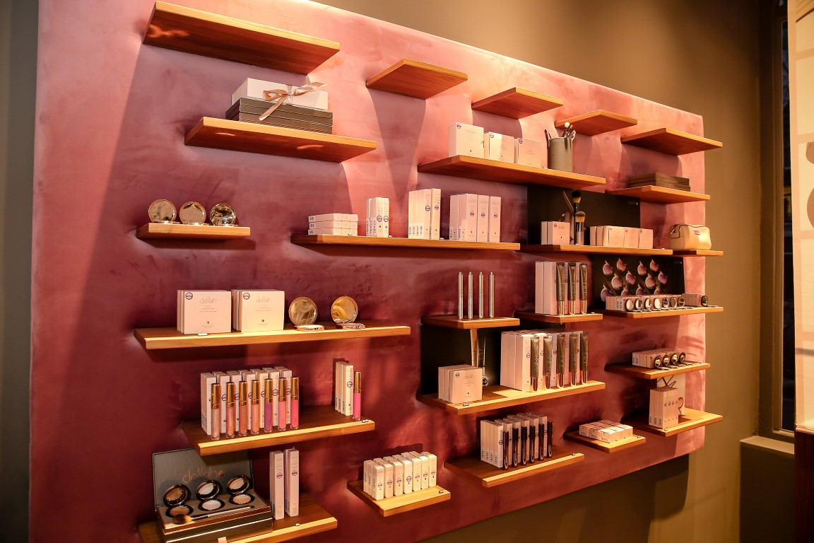 Grand Opening Delilah Cosmetics Amsterdam - Sfeer (4)