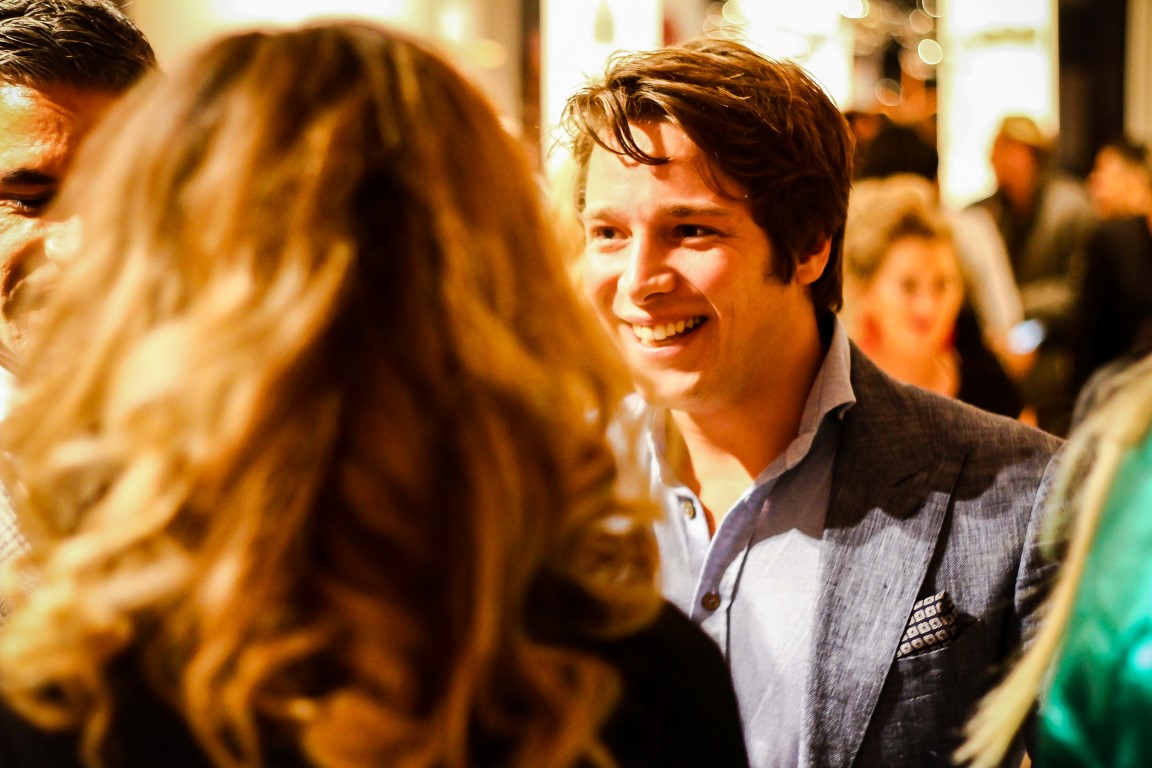 Grand Opening Delilah Cosmetics Amsterdam - Thom Goderie