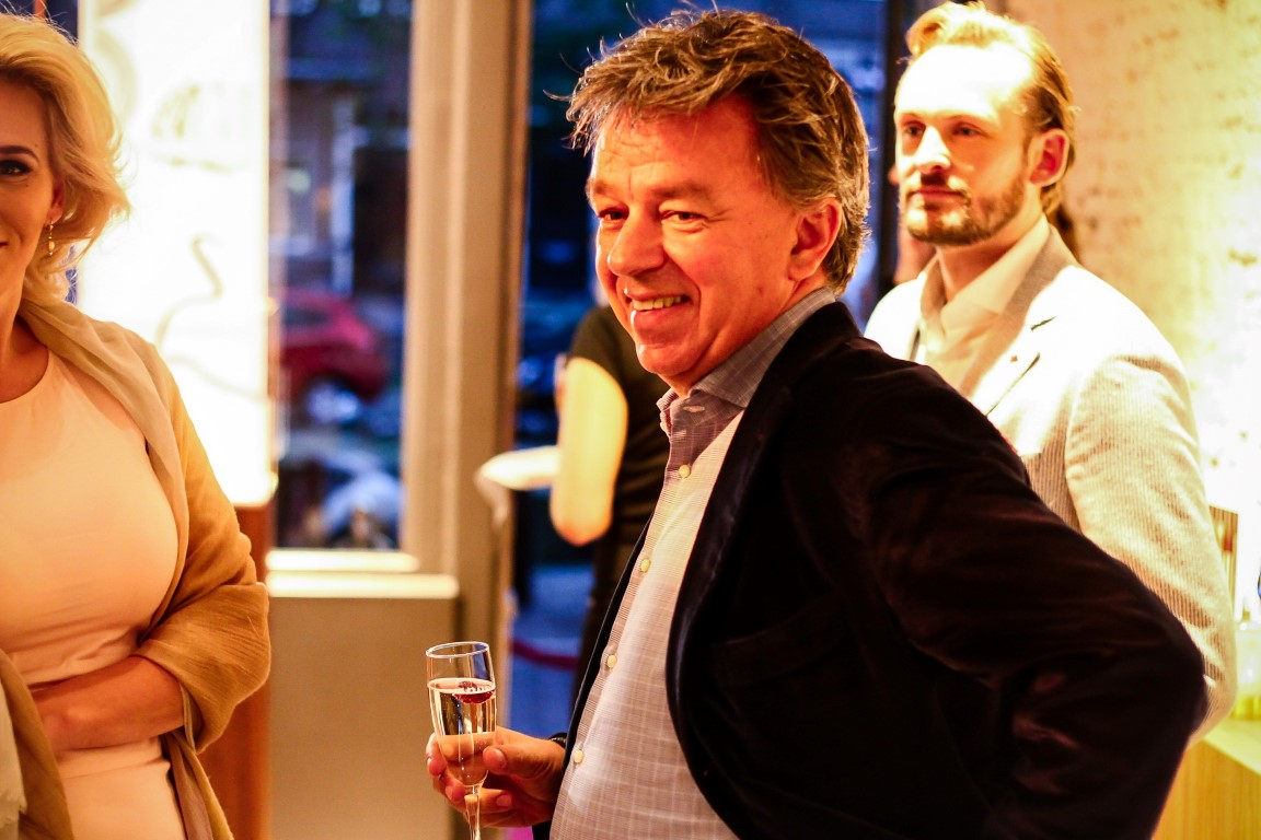 Grand Opening Delilah Cosmetics Amsterdam – Yves Gijrath
