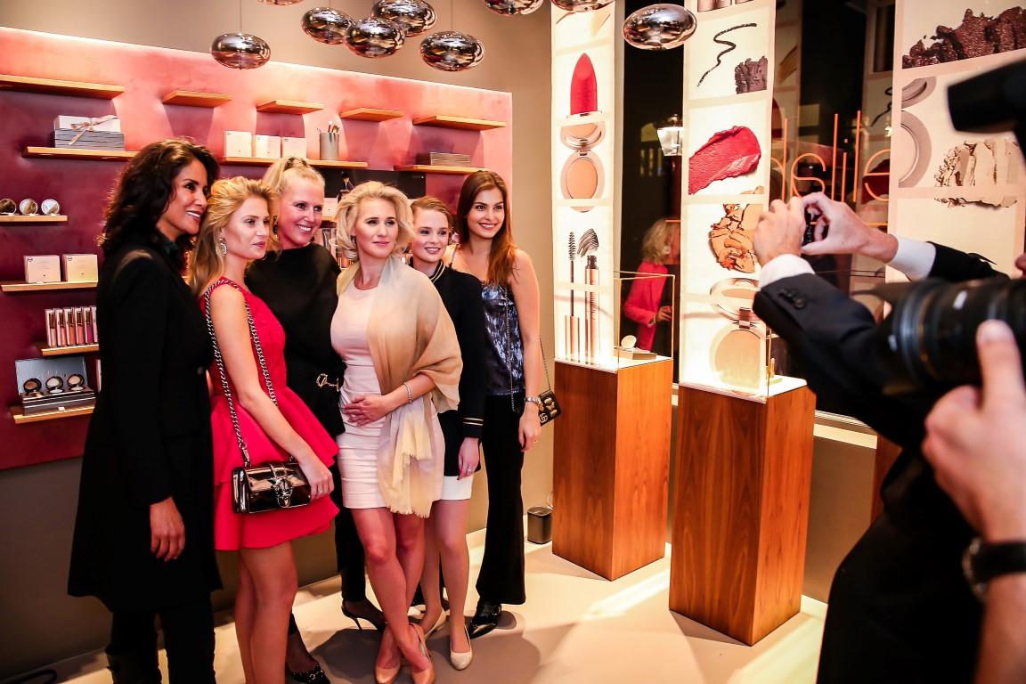 Grand Opening Delilah Cosmetics - Manuela Loth, Jessica Wohrmann, Monique Collignon, Frauke Hamer, Erieke, Amanda Westenberg