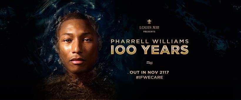 Pharrell Williams – Louis XIII – Glamourland
