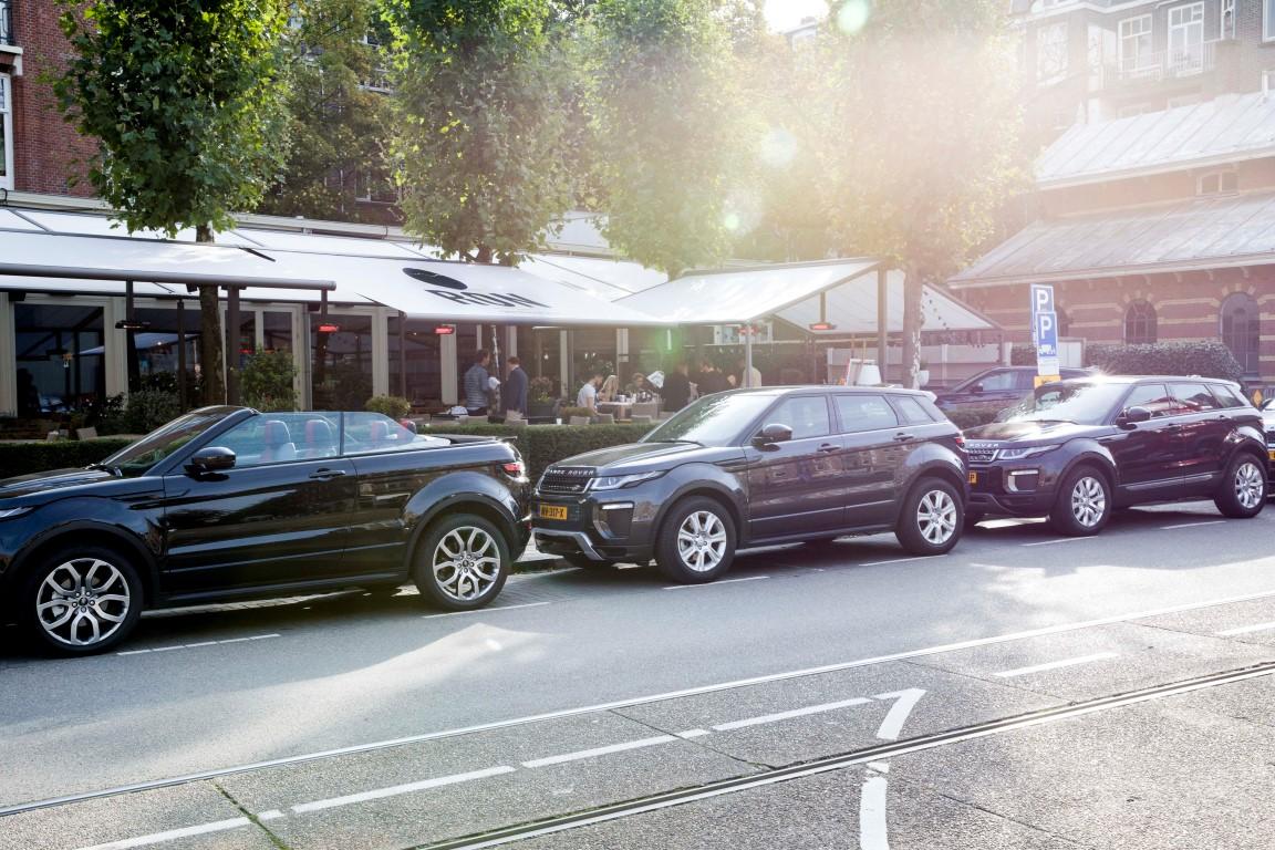 Range Rover Evoque Selwyn Senatori Glamourland