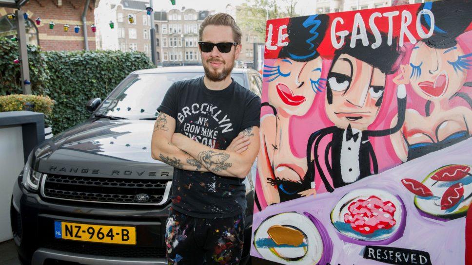 Range Rover Evoque Selwyn Senatori Glamourland (6)
