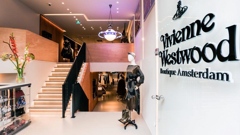 Vivienne Westwood Amsterdam Glamourland