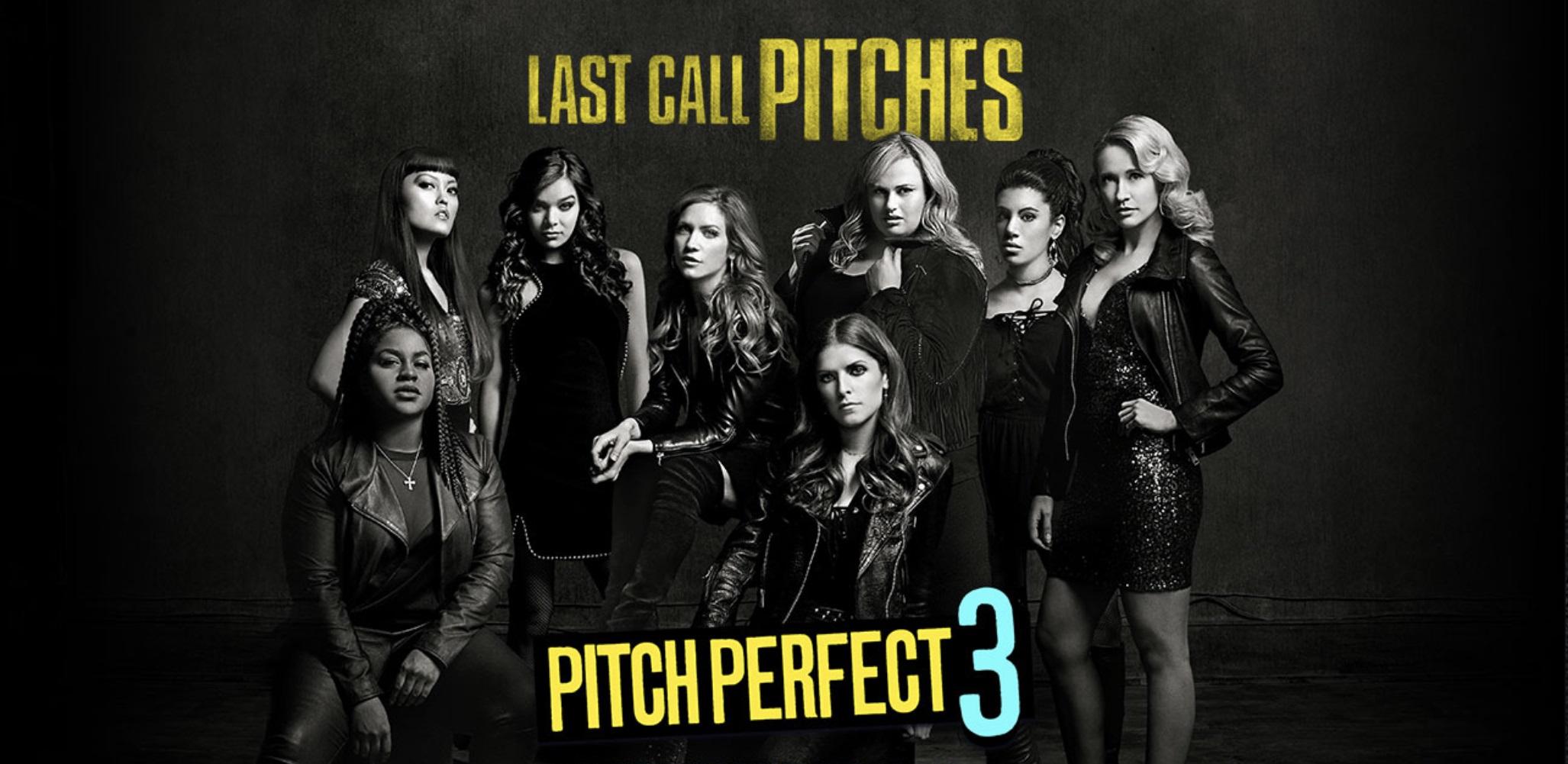 Premièretijd: Bruisende hilariteit bij Pitch Perfect 3