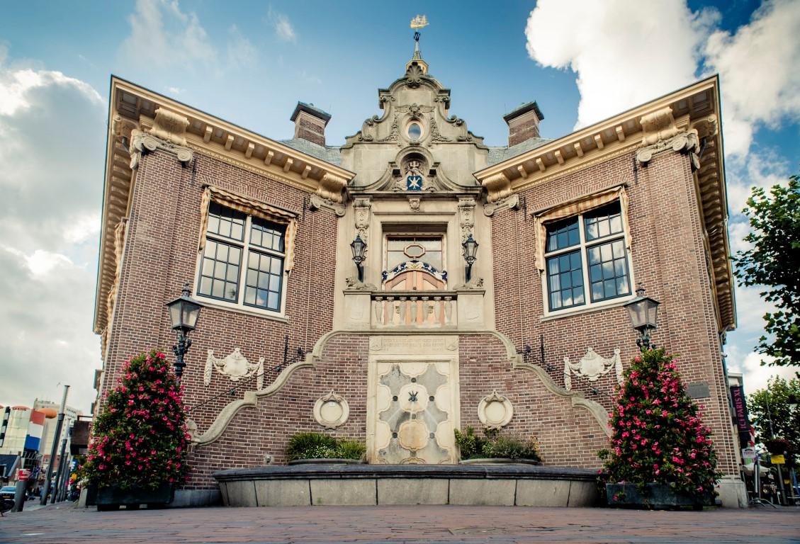 Glamourland - Mart Visser - Raadhuis Zandvoort