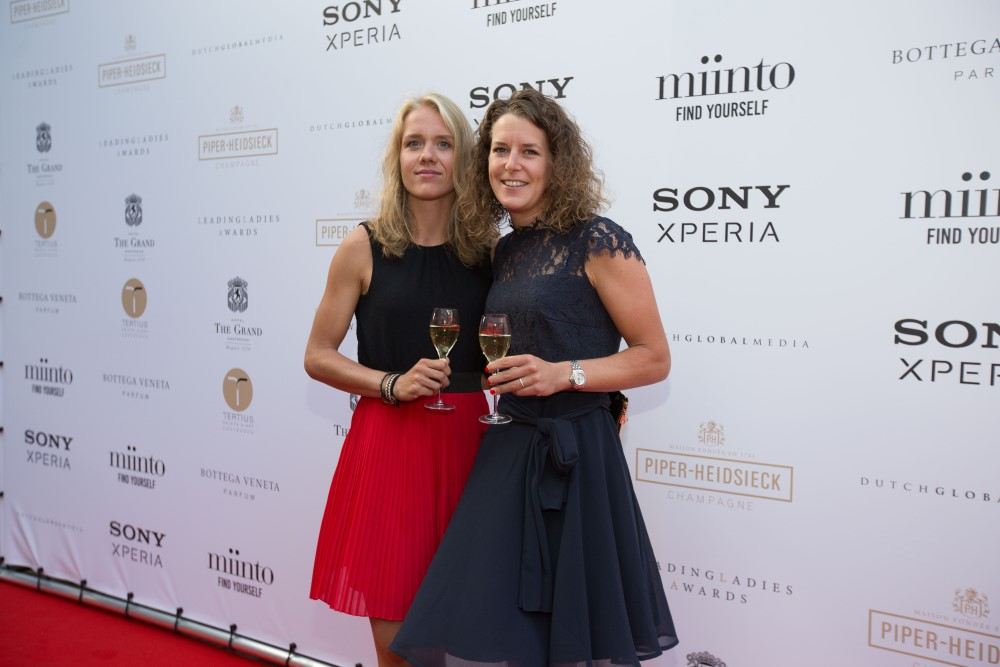 11 Piper-Heidsieck Leading Ladies Awards - Ireen Wüst en Letitia de Jong - Dutch Global Media