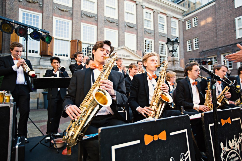 32 Piper-Heidsieck Leading Ladies Awards - Big Band (21 man) - Dutch Global Media