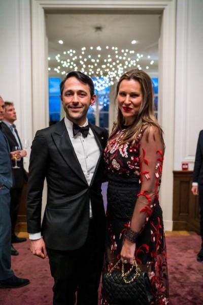 1. Advocaat Enes Dedeic en dokter Annebeth Kroeskop