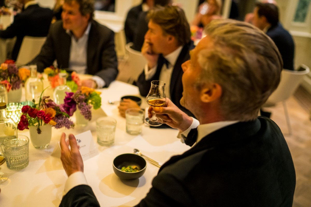 The Macallan Captains Dinner – Ode aan Nederlandse Captains of Industry