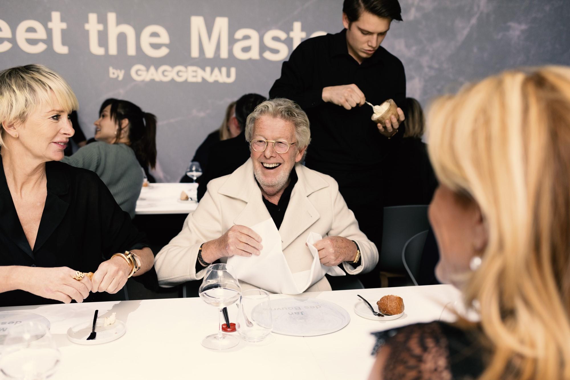 Meet the Masters! Society Nederland viert nieuwe series en jubileum Gaggenau
