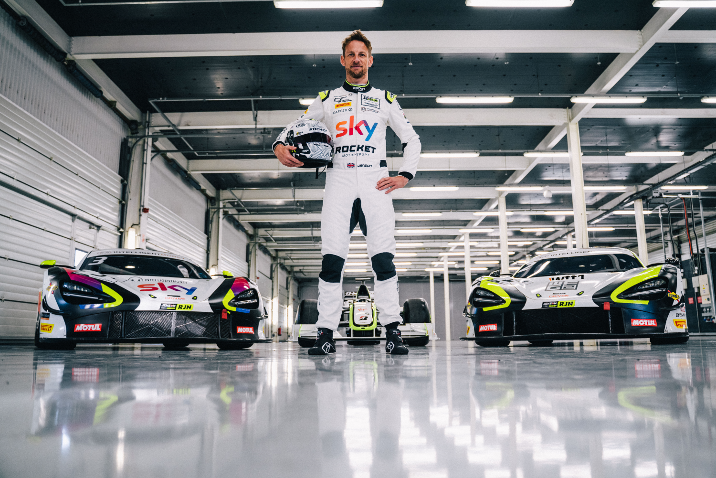 Formule 1 wereldkampioen Jenson Button onthult 6 favoriete races uit autosportgeschiedenis